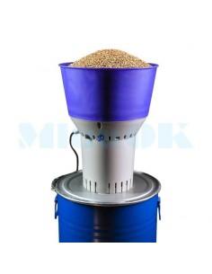 Измельчитель зерна Holz Mill 50 (1,2 кВт, 300 кг/час) - фото