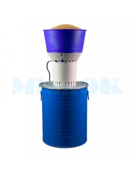 Зернодробилка- мукомолка Holz Mill 50 (1,2 кВт, 300 кг/час) Измельчитель зерна - фото
