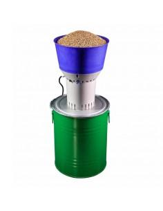 Измельчитель зерна Holz Mill 60 (1,2 кВт, 300 кг/час) - фото