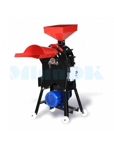 Измельчитель кормов MS-30A (3 кВт, 500 кг/час) - фото 1