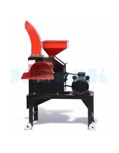 Измельчитель кормов MS 400-24 (4 кВт, 1000 кг/час) - фото