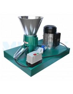 Гранулятор EUROGRAN 150 (3,7 кВт, 220 в, 150 кг/час) - фото
