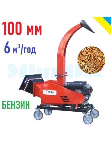 Щепорез 3М-100Б бензиновый (6 м3 в час) - фото 1