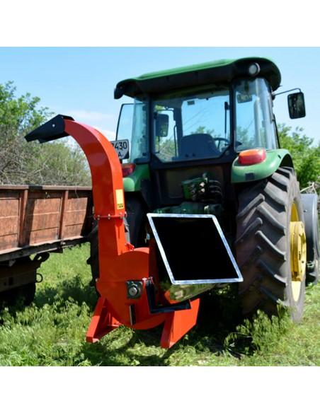 Щепорез 3М-100Т от ВОМ трактора (6 м3 в час) - фото