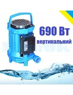 Поверхностный насос Водолей БЦ-1,2-18 У1.1 вертикальный - фото