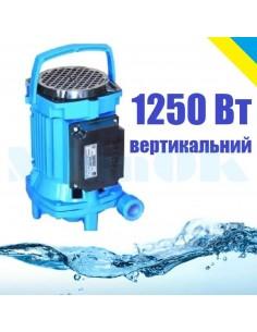 Поверхностный насос Водолей БЦ-1,6-25 У1.1 вертикальный - фото
