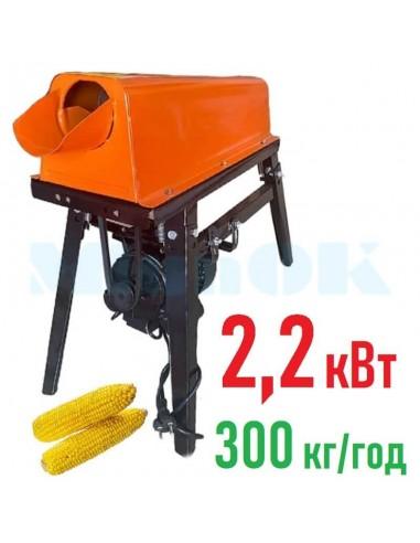 Лущилка Donny DY-002 (2,2 кВт, 300 кг/час) кукурузы - фото 1