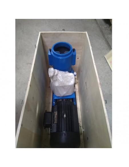 Гранулятор комбикорма KL-150 (4 кВт, 220 в, 150 кг/час) - фото