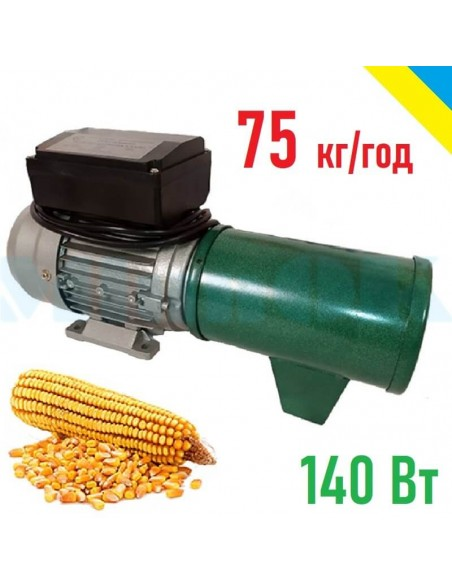 Лущилка кукурузы ЛАН 8 (0,14 кВт, 75 кг в час) - фото