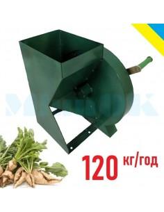 Корморезка ручная ЛАН (120 кг в час) - фото