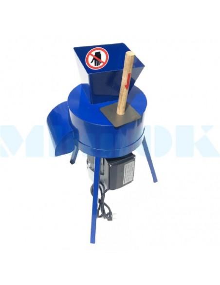 Траворезка- сенорезка Bizon (2,5 кВт, 220 В, 350 кг/час) - фото