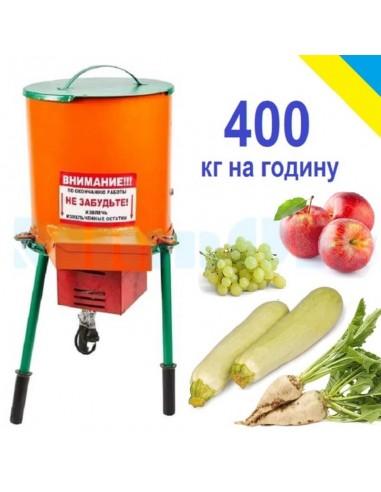 Измельчитель корнеплодов овощей и фруктов Бочка (180 Вт, 400 кг/час) - фото 1