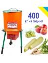 Подрібнювач коренеплодів овочів та фруктів Бочка (180 Вт, 400 кг/год) - фото
