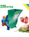 Измельчитель для овощей и фруктов электрический ПОФ 3 металл - фото