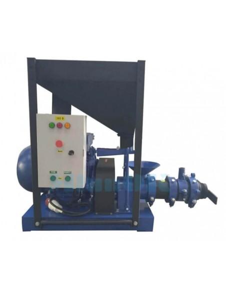 Экструдер соевый ЭГК - 350 (30 кВт, 350 кг/час) для сои - фото