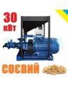 Экструдер соєвий ЕГК - 350 (30 кВт, 350 кг/год) для сої - фото