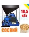 Экструдер соевый ЭГК - 200 (18,5 кВт, 200 кг/час) для сои - фото