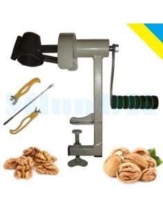 Орехокол +докол для грецкого ореха S&K Mechanics (20 кг/час) - фото