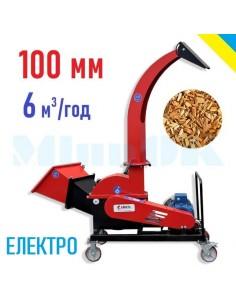 Щепорез 3М-100Е электрический (6 м3 в час) - фото