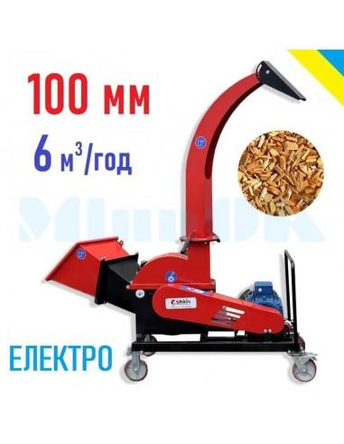 Щепорез 3М-100Е электрический (6 м3 в час) - фото 1