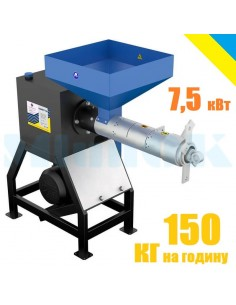 Маслопресс шнековый GARMET 150 (7,5 кВт, 150 кг в час) - фото
