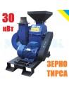 Дробилка CHOPPER - 600 (30 кВт, молотковая зернодробилка) - фото