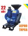 Дробарка CHOPPER - 500 (22 кВт, молоткова зернодробарка) - фото