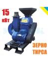 Дробарка CHOPPER - 400 (15 кВт, молоткова зернодробарка) - фото