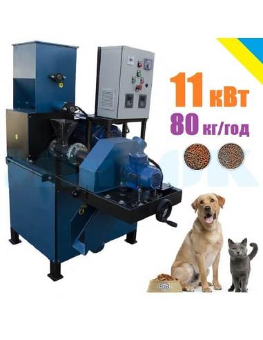 Экструдер для корма домашним животным ЭШК-50 (собакам, котам, рыбе) - фото 1