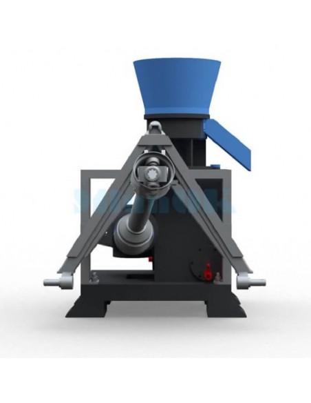 Гранулятор GRAND-400 от ВОМ трактора (1000/500 кг в час) - фото