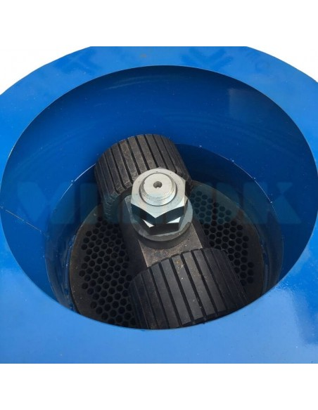 Гранулятор GRAND-300 (22/30 кВт, ВОМ, 700/350 кг в час) - фото