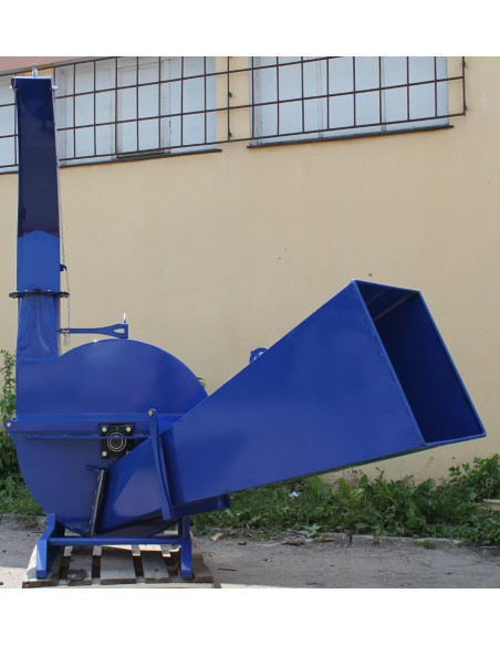 Щепорез Crusher-600 от ВОМ трактора - фото